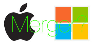 Apple Microsoft Merger