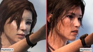 Tomb Raider graphic comparison
